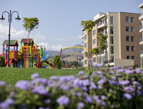 Residential Complex Twida Gardens – the pearl of Sliven