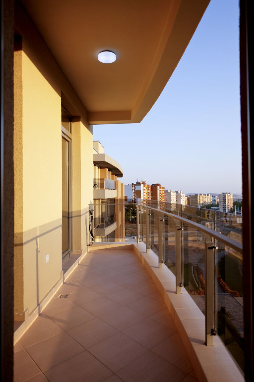 Twida Gardens балкон