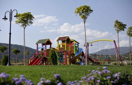 Апартаменти в Сливен с вътрешна градина