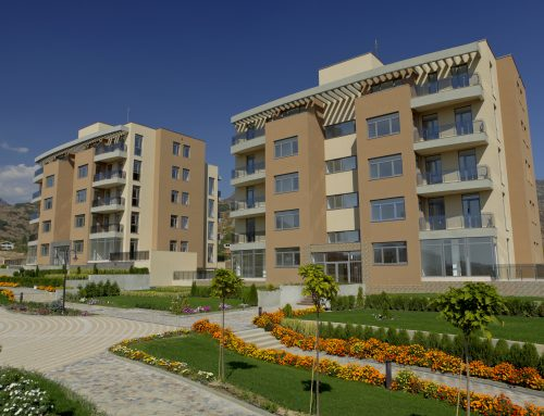 Twida Gardens – an oasis for healthy life.