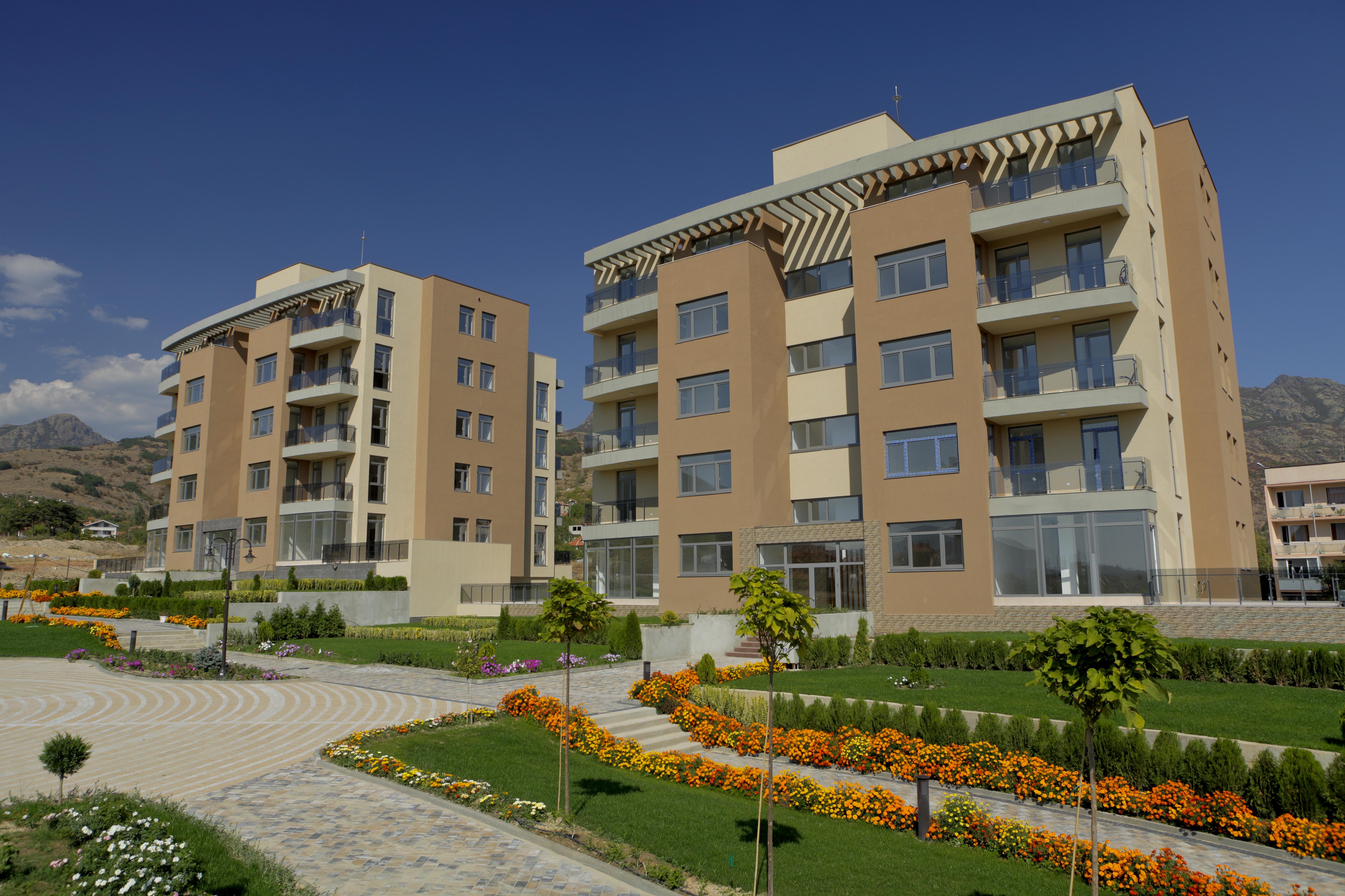 Twida Gardens, Community Complex